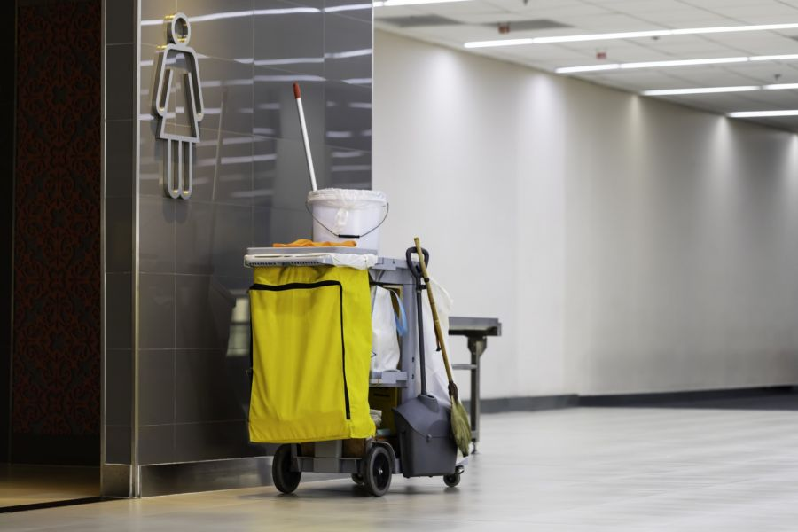 Janitorial Services by Cleanrite Commercial Cleaning Inc