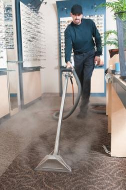 Commercial carpet cleaning by Cleanrite Commercial Cleaning Inc